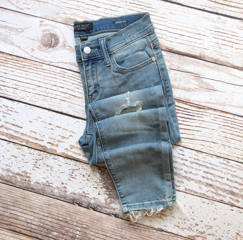 Judy Blue Mallory Skinny Jeans