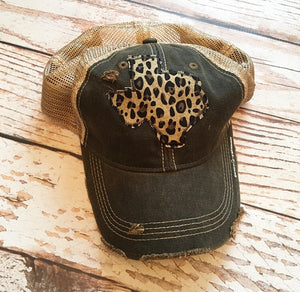 TEXAS/OKLAHOMA Trucker Hat