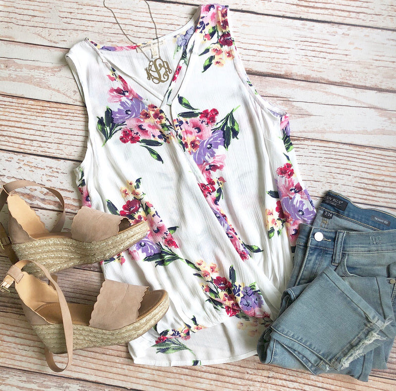 Floral Dreams Top