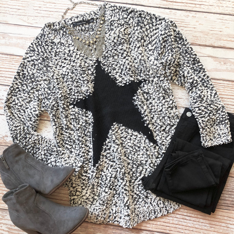 Stargazing Sweater