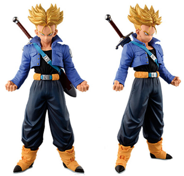 DBZ Super Saiyan Future Trunks Action Figure