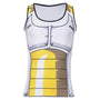 Vegeta Cell Saga Saiyan Battle Armor Compression Tank Top
