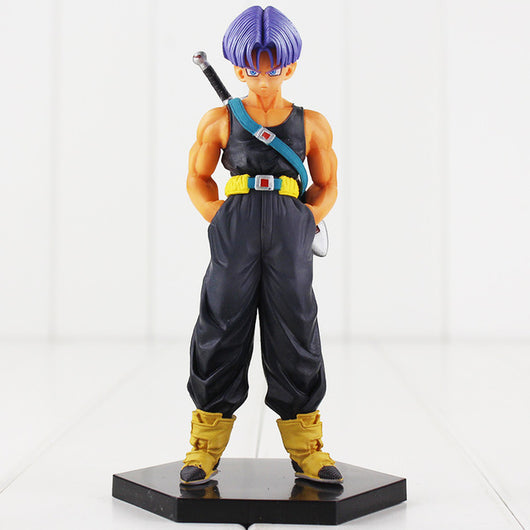 Dragon Ball Z Trunks Action Figure