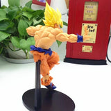Super Saiyan Son Goku & Bardock Action Figures