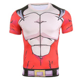 Goku Super Saiyan 4 (Dragon Ball GT) Compression T-Shirt