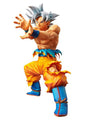 Ultra Instinct Goku Action Figure 18cm