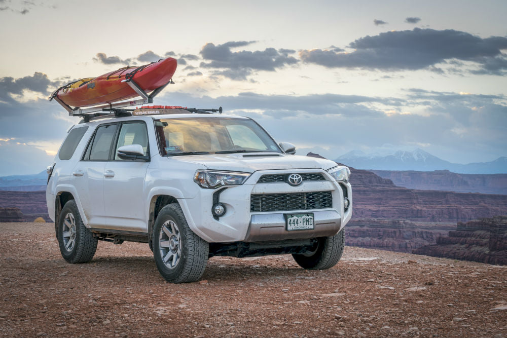 Toyota 4Runner: Accessories and Add-Ons That Add Value