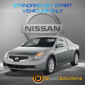 2004-2008 Nissan Maxima Remote Start Plug and Play Kit (Standard Key)