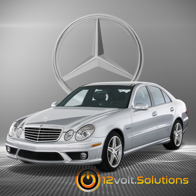 2004-2009 Mercedes Benz E-Class Plug & Play Remote Start Kit