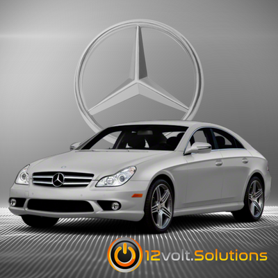 2004-2011 Mercedes Benz CLS-Class Plug & Play Remote Start Kit