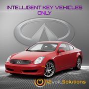2005-2006 Infiniti G35 Remote Start Plug and Play Kit (Intelligent Key)