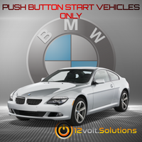 2005-2010 BMW 6-Series Plug and Play Remote Start Kit (Push Button Start)