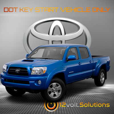 2005-2010 Toyota Tacoma Plug & Play Remote Start Kit