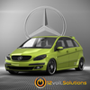 2005-2011 Mercedes Benz B-Class Plug & Play Remote Start Kit
