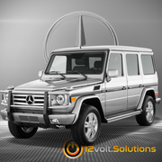 2005-2012 Mercedes Benz G-Class Plug & Play Remote Start Kit