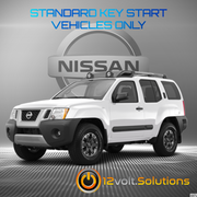 2005-2015 Nissan Xterra Remote Start Plug and Play Kit (Standard Key)