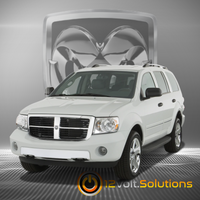 2007-2009 Dodge Durango Plug & Play Remote Start Kit