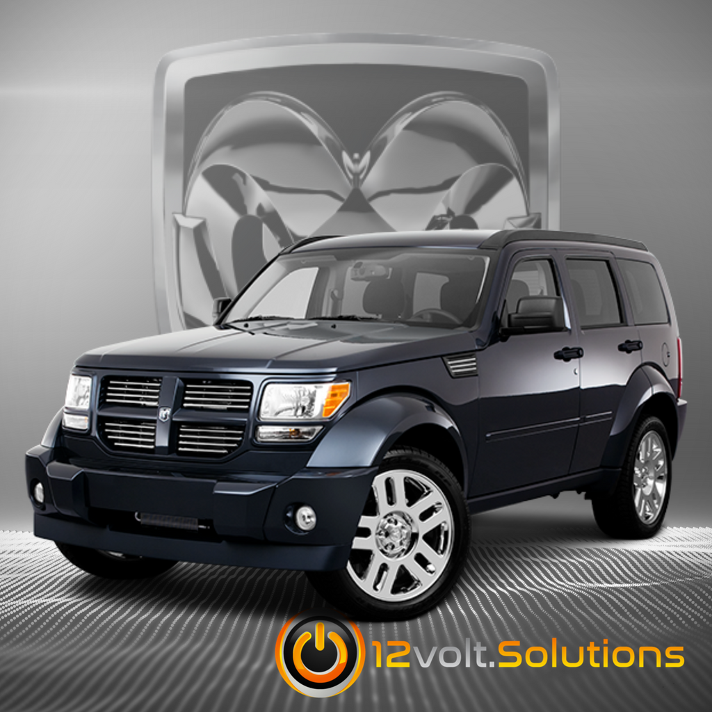 2007-2011 Dodge Nitro Plug & Play Remote Start Kit