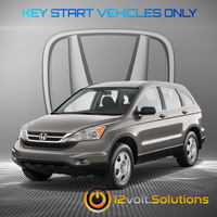 2007-2011 Honda CR-V Plug & Play Remote Start Kit (standard key)