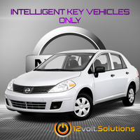 2007-2011 Nissan Versa Remote Start Plug and Play Kit (Intelligent Key)