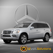 2007-2012 Mercedes Benz GL-Class Plug & Play Remote Start Kit