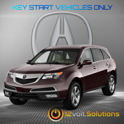 2007-2013 Acura MDX Plug & Play Remote Start Kit (standard key)