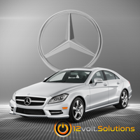 2007-2013 Mercedes Benz CL-Class Plug & Play Remote Start Kit
