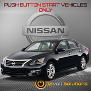 2007-2012 Nissan Altima Remote Start Plug and Play Kit (Push Button Start)