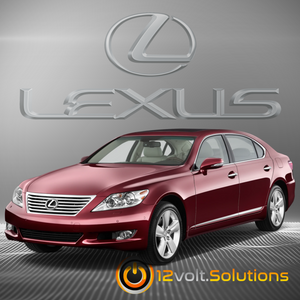 2007-2015 Lexus LS 460 Plug & Play Remote Start Kit (Push Button Start)
