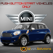 2007-2015 MINI Cooper Plug and Play Remote Start Kit (Push Button Start)