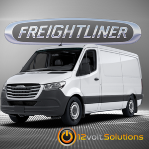 2007-2017 Freightliner Sprinter Van Plug & Play Remote Start Kit