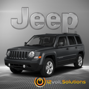 2007-2017 Jeep Patriot Plug & Play Remote Start Kit
