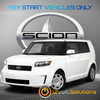 2008-2010 Scion XB Plug & Play Remote Start Kit