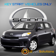 2008-2010 Scion XD Plug & Play Remote Start Kit
