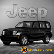 2008-2012 Jeep Liberty Plug & Play Remote Start Kit