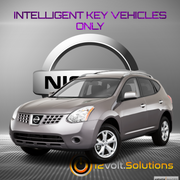 2008-2013 Nissan Rogue Remote Start Plug and Play Kit (Intelligent Key)