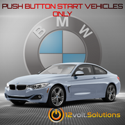 2008-2013 BMW M3 Plug and Play Remote Start Kit (Push Button Start)