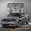 2008-2014 Dodge Avenger Plug & Play Remote Start Kit