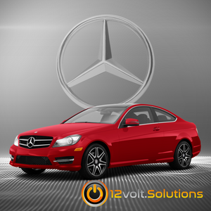 2008-2014 Mercedes Benz C-Class Plug & Play Remote Start Kit