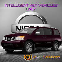 2008-2015 Nissan Armada Remote Start Plug and Play Kit (Intelligent Key)