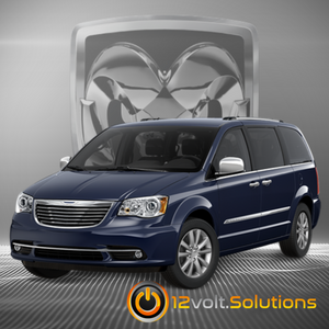 2008-2019 Chrysler Town & Country Plug & Play Remote Start Kit