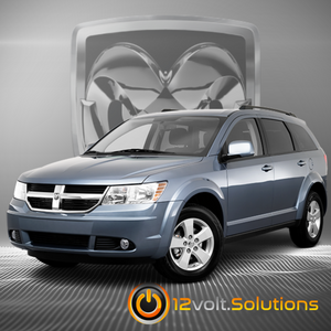 2009-2010 Dodge Journey Plug & Play Remote Start Kit