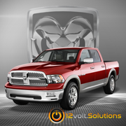 2009-2012 Dodge Ram Plug & Play Remote Start Kit