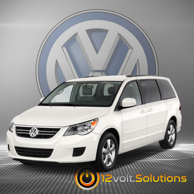 2009-2013 Volkswagen Routan Plug & Play Remote Start Kit