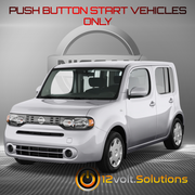 2009-2014 Nissan Cube Remote Start Plug and Play Kit (Push Button Start)