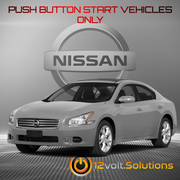 2009-2014 Nissan Maxima Remote Start Plug and Play Kit (Push Button Start)