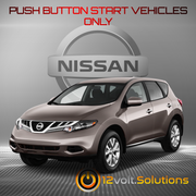 2009-2014 Nissan Murano Remote Start Plug and Play Kit (Push Button Start)