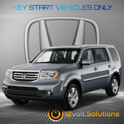 2009-2015 Honda Pilot Plug & Play Remote Start Kit (standard key)