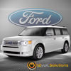 2011-2012 Ford Flex Remote Start Plug and Play Kit
