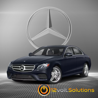 2010-2013 Mercedes Benz E-Class AMG Plug & Play Remote Start Kit